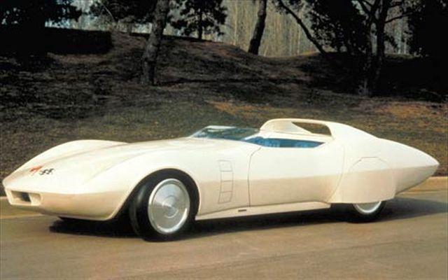 1965 Mako Shark II