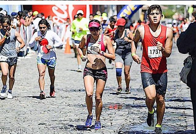 Medio Maratón Las Rosas