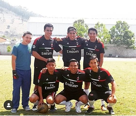 Campeones Torneo Futbol 7