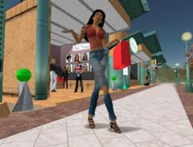 Second Life se transforma en Spirit