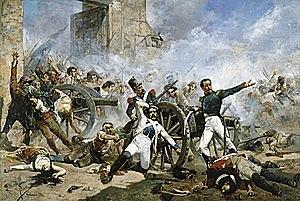 Principi de la guerra del Francès
