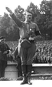 עליית הנאצים לשלטון