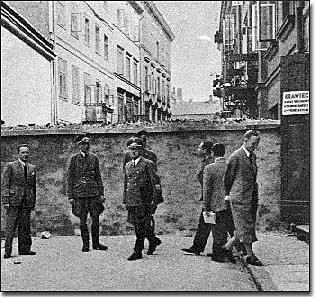 הקמת גטו ורשה