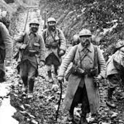 Première Guerre Mondiale timeline