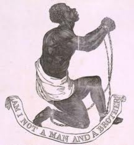 End of slavery in the British West Indies