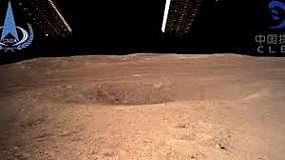 China - Llega  a la parte oscura de a luna