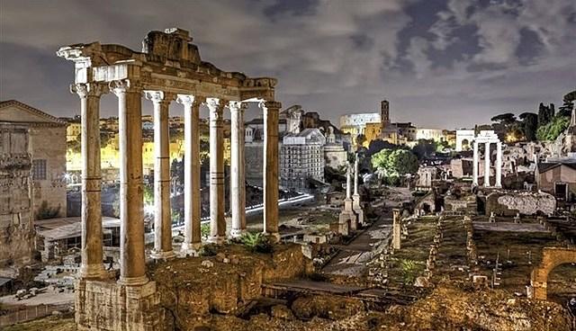 Nascita di Roma.