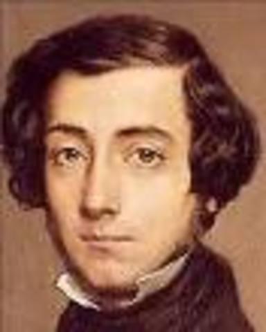 Alexis de Tocquevile