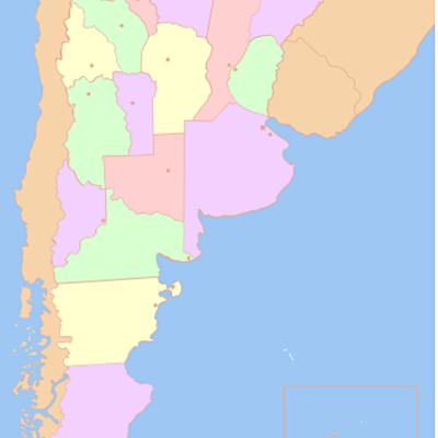 Historia Argentina timeline