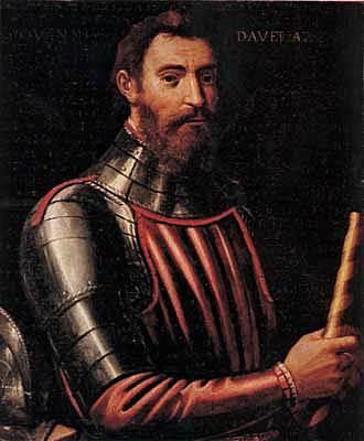 Juan de Verrazzano ♧♧