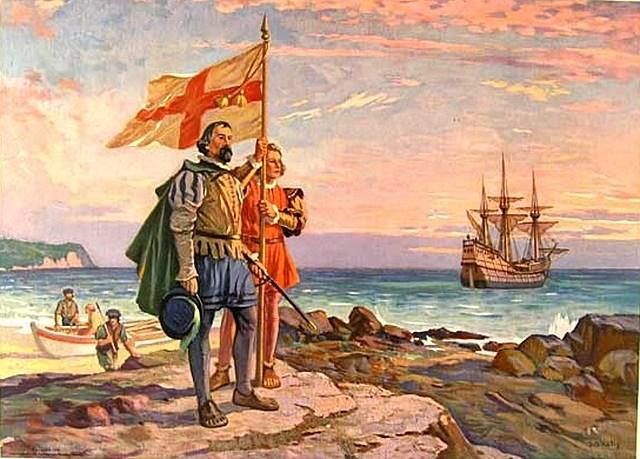 Caboto Juan y Sebastián. ○●