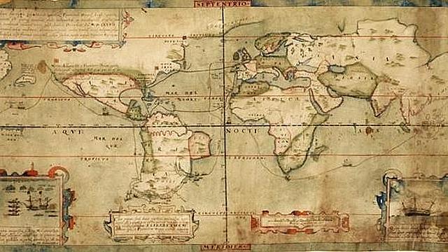 Viaje de Circunvalación de la tierra de Francis Drake. ○●