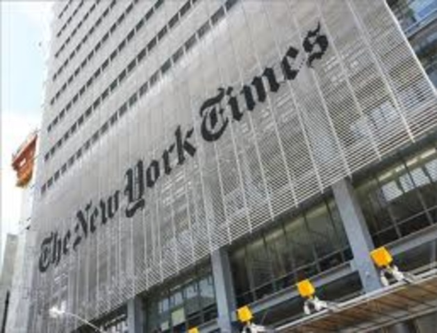 The New York Times deja de publicar