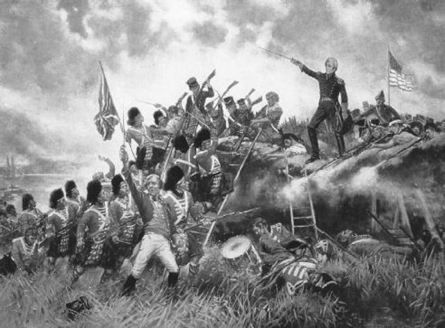 The war of 1812 (United States point)