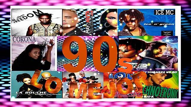 Características de los años 90