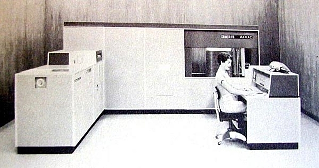 IBM Inventa Cabezales