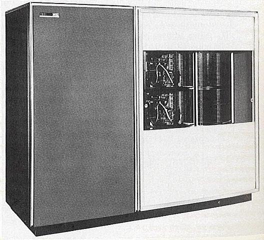 Características del IBM 1301