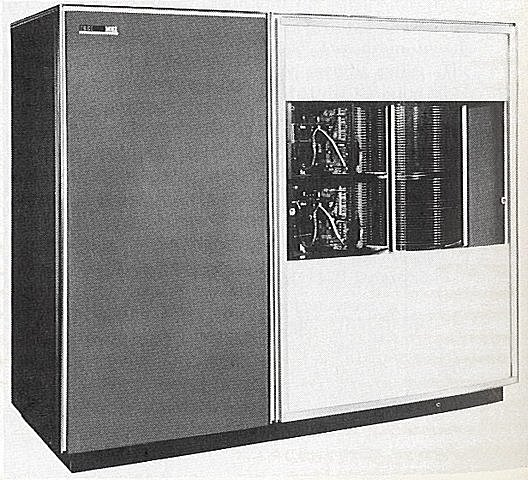 1301 Advanced Disk File (Archivo de Disco Avanzado)