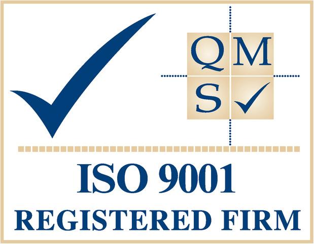 Unicom awarded Iso 9001 certification
