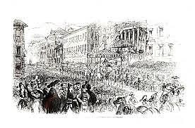 La Dècada Moerada ( 1844-1854)