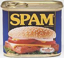 Premier spam