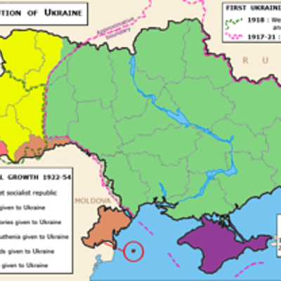 Україна в умовах незалежності timeline
