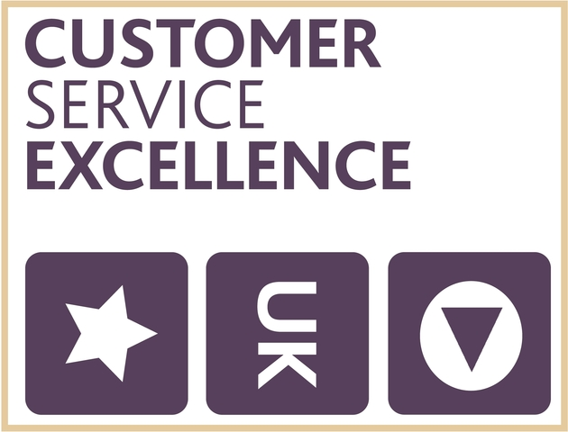 Unicom recognised for Customer Service Excellence