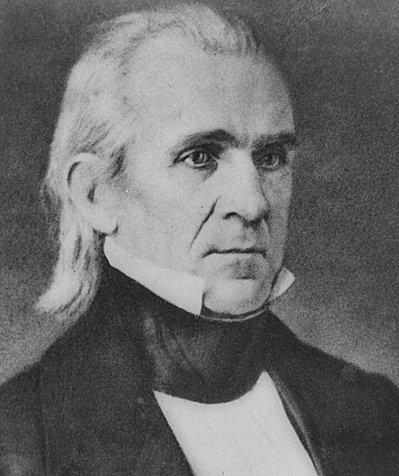 Election of 1844- Polk Elected