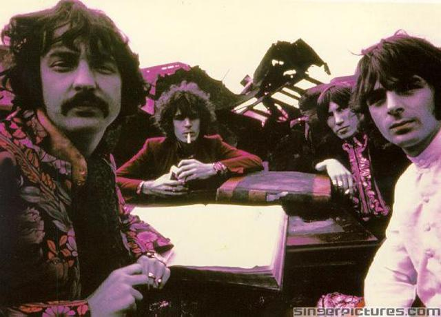 Pink Floyd - Shine On You Crazy Diamond - Wish You Were Here