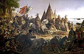 Spanish Settlement in the Americas