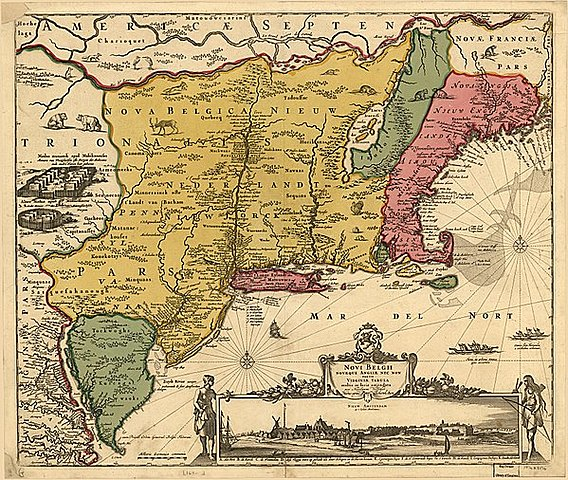 Dutch Settlement in the Americas
