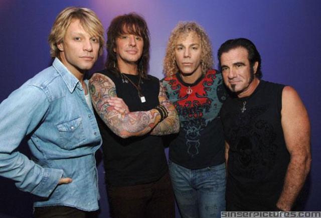 Bon Jovi - Livin' On A Prayer - Slippery When Wet