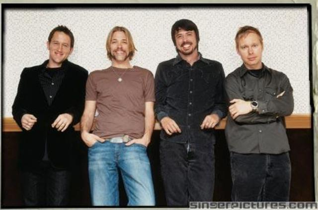 Foo Fighters - Monkey Wrench - The Colour And The Shape