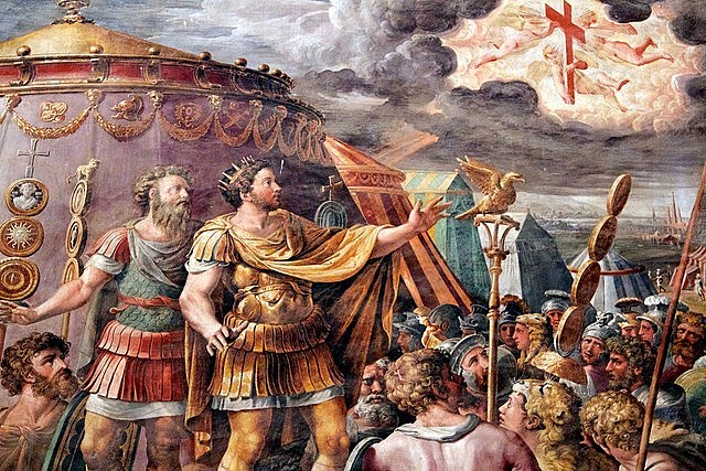 Constantine's conversion