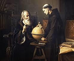 Renouncement of Galileo's Teachings