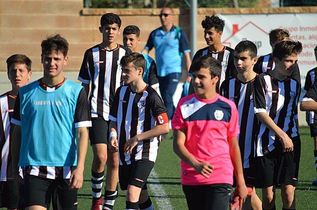 Liga 28. UD Pla de na Tesa 4 - Alaró 2