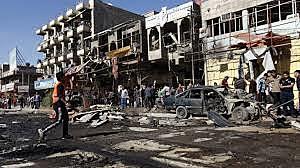 Atemptat a Irak