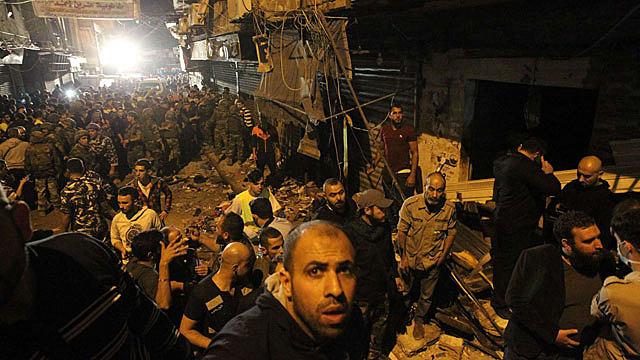 Atemptat a Beirut
