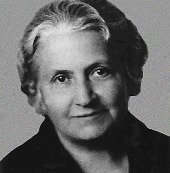 Teoría de los periodos sensibles. Maria Montessori