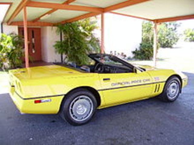 Corvette Indy 500