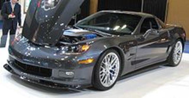 Corvette Zr1 2008