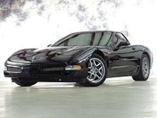 Corvette Z06 Hardtop Coupe