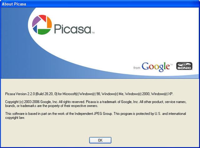 Google compra Picasa