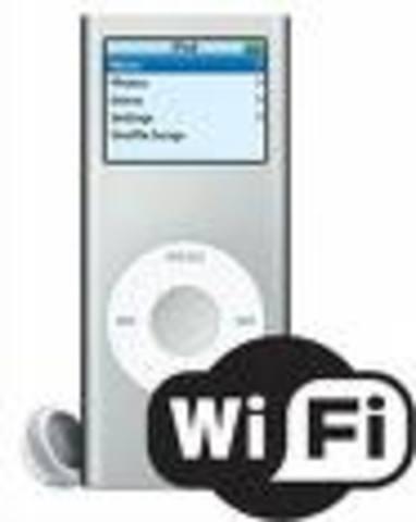 Apple lanza wifipod