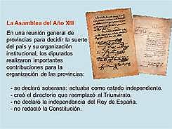ASAMBLEA DEL AÑO XIII