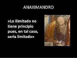 Muere Anaximandro