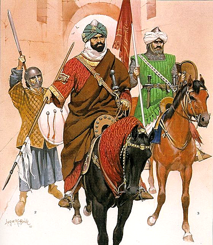 La presencia de los musulmanes en la Península Ibérica