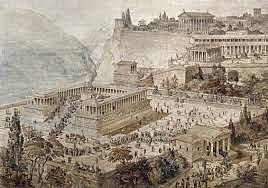 Los romanos destruyeron Corinto y conquistaron Grecia.