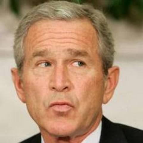 George Bush Proposes ending hunger in africa with GMO foods