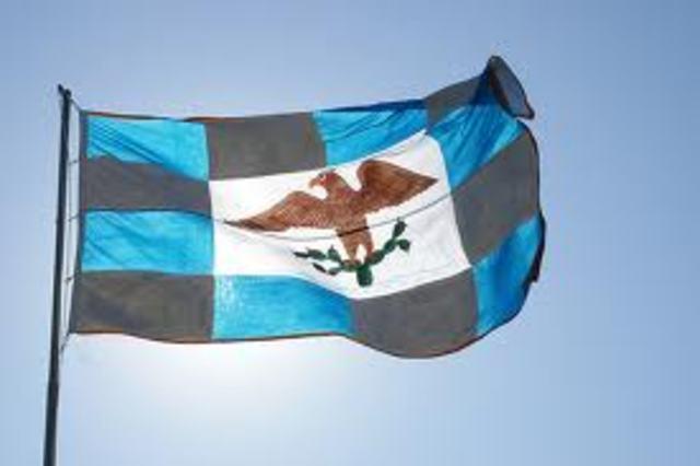 Bandera de Fray Servando Teresa de Mier
